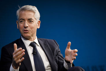 What do Bill Ackman, Ray Dalio and Paul Tudor...