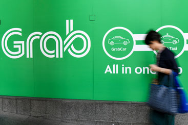 What does Grab's SPAC record say about...