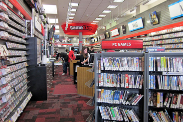 Will GameStop's share price be a top play ahead...