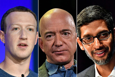 Will big tech survive regulatory pressure or...