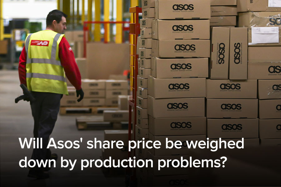 Will Asos' share price be weighed down by...