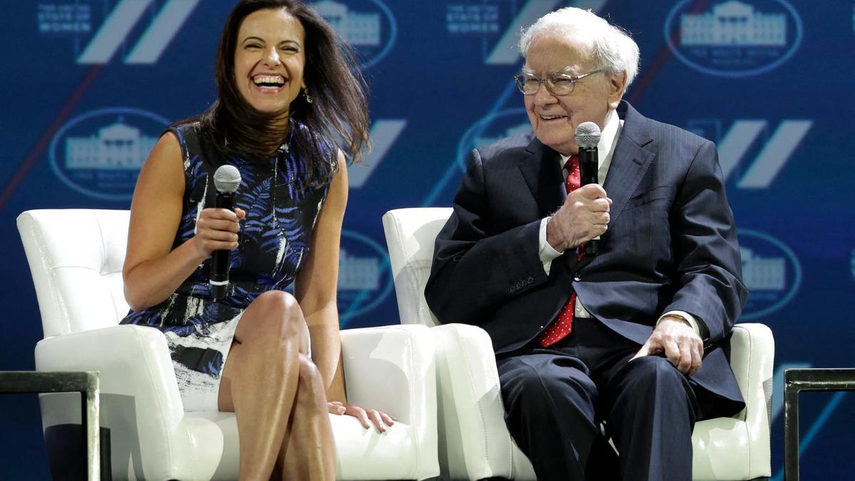 The National - Why Warren Buffett and women...