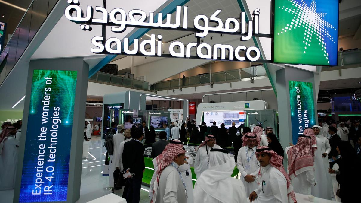 The National -  Saudi Aramco to pay $18.75bn in...