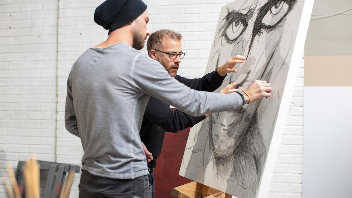 The National - Why investors are turning to art...