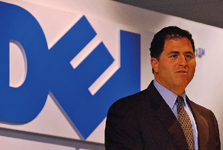 Will earnings boost Dell's share price higher?