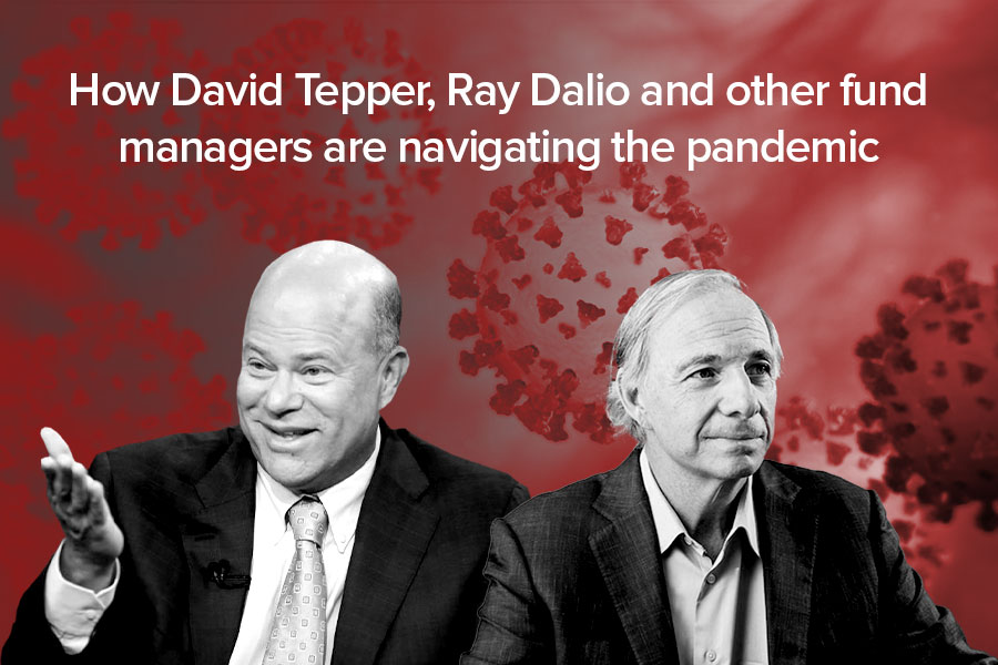 How David Tepper, Ray Dalio and other fund...