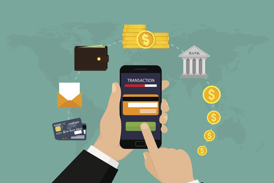 What are the types of financial services?
