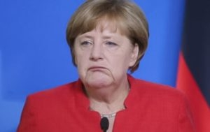 Moaning Merkel – The Normal between the Chaos