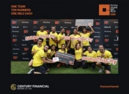 Century Financial participates in the Bloomberg...