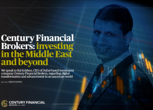 Century Financial: Investing in the Middle East...