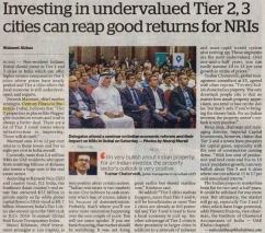 Khaleej Times – Investing in undervalued Tier...