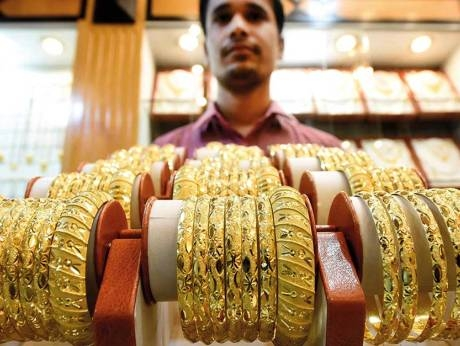 Gulf News – Dubai gold rates cheapest in 2 weeks