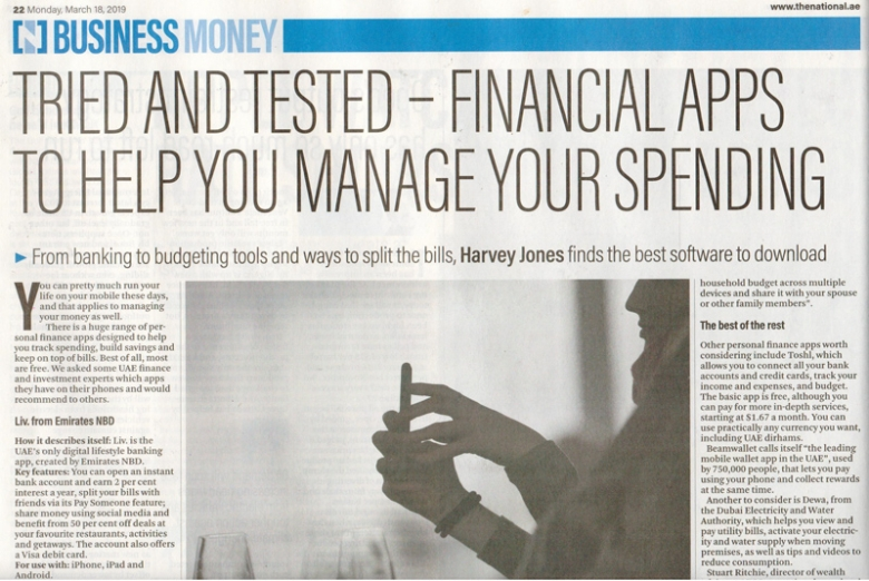 The National – The best financial apps to help...