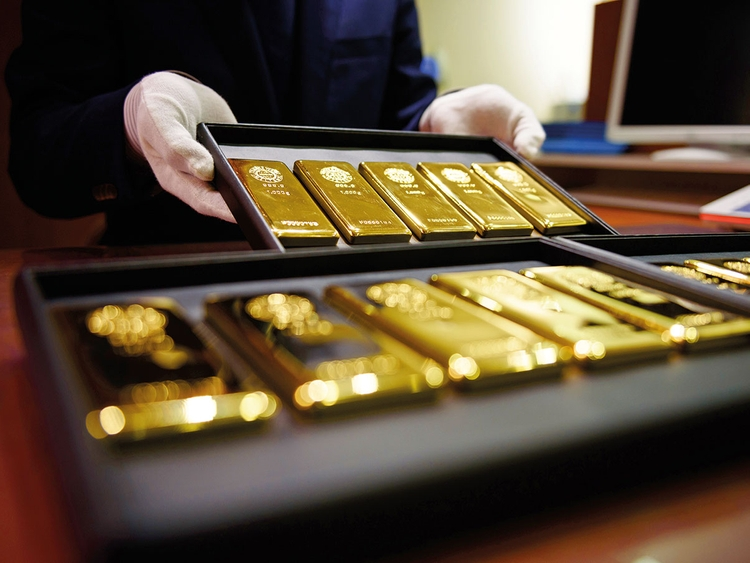 Gulf News – UAE gold prices fall, but buyers...