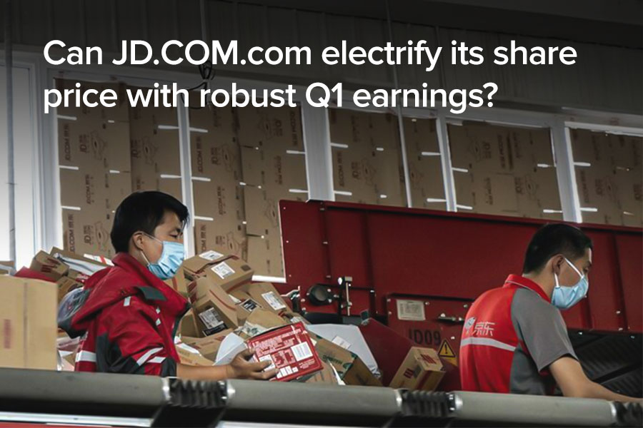 Can JD.COM.com electrify its share price with...