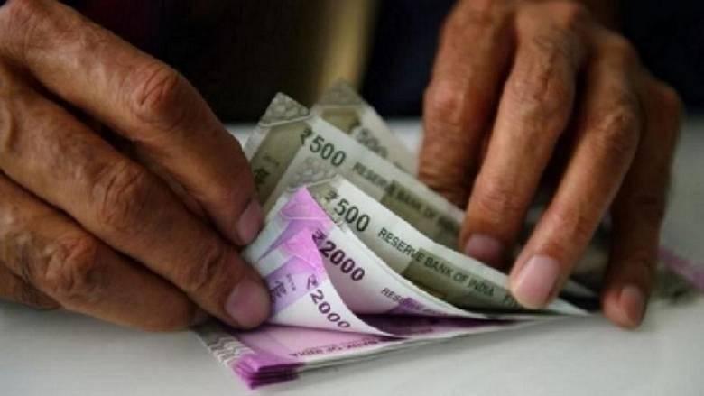 Khaleej Times - Indian rupee falls below 75 vs...
