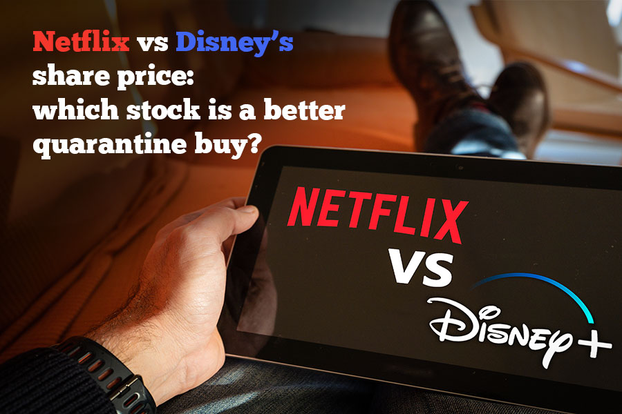 Netflix vs Disney's Share Price: Which Stock is...