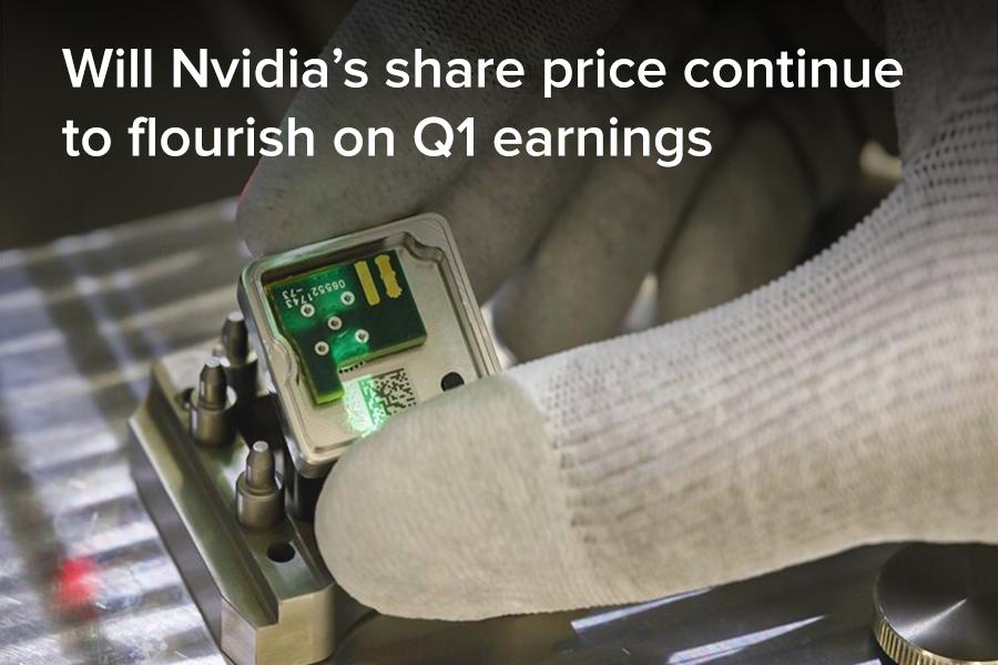 Will Nvidia's share price continue to flourish...
