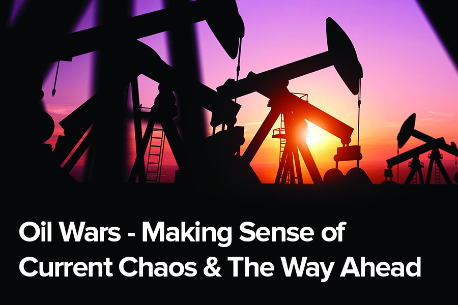 Oil Wars - Making Sense of Current Chaos &...