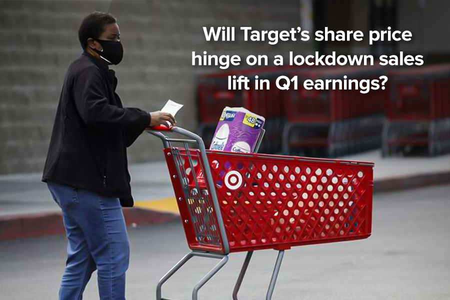 Will Target's share price hinge on a lockdown...
