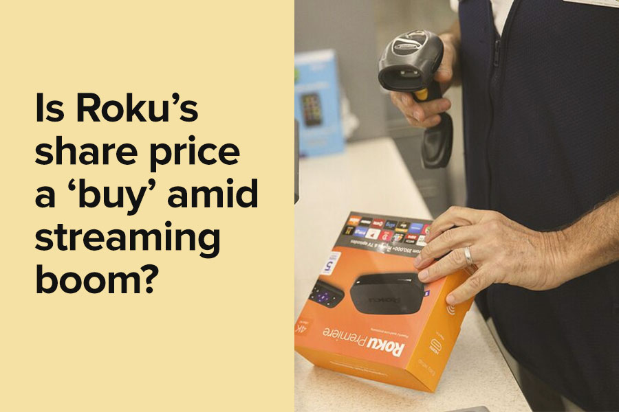 Is Roku's share price a 'buy' amid streaming boom?