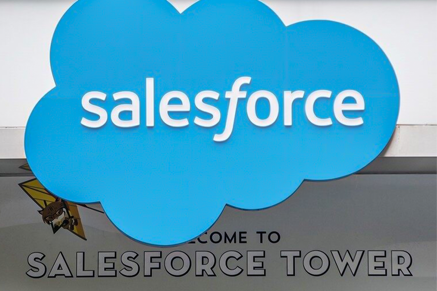 Salesforce share price: are Q1 earnings immune...