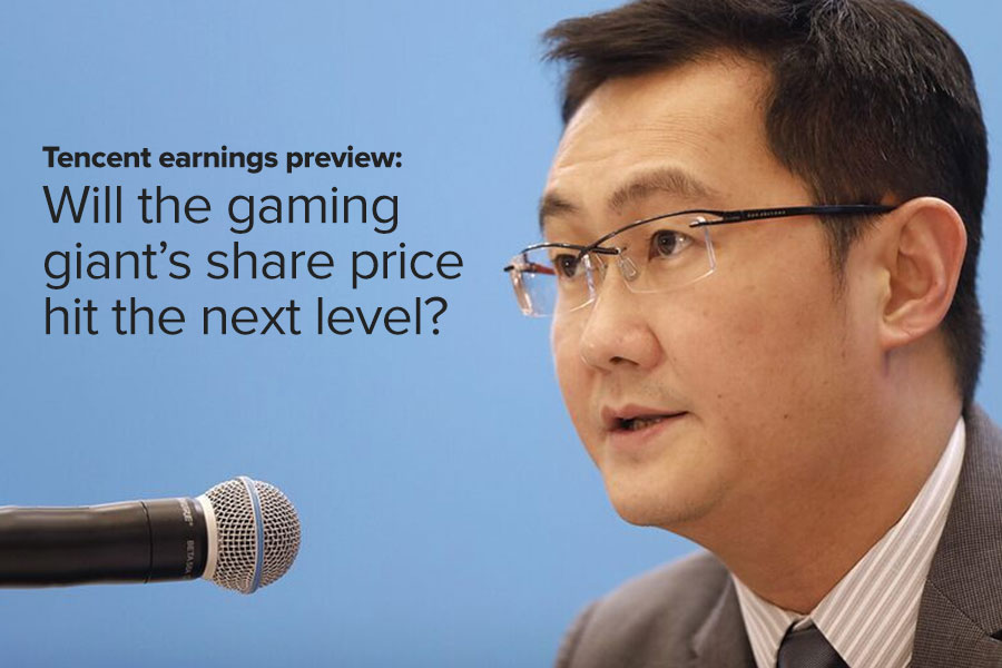 Tencent earnings preview: Will the gaming...