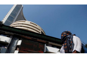 Khaleej Times - Sensex, Nifty drop as...