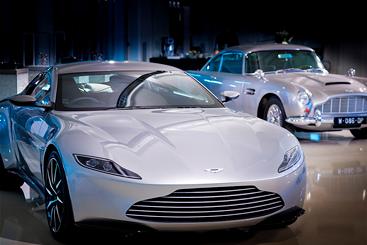 Can Aston Martin