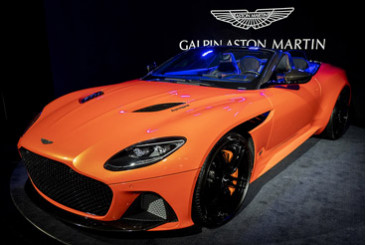 Can Aston Martin's share price drive...