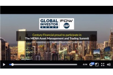 Century Financial at the MENA Asset...