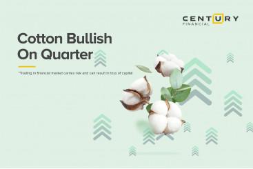 Cotton Bullish On Quarter