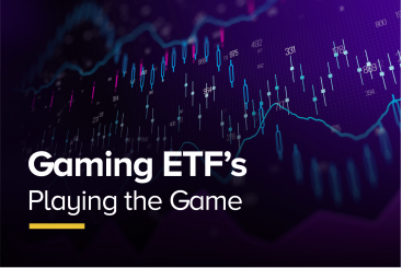 Gaming ETF's Playing the Game