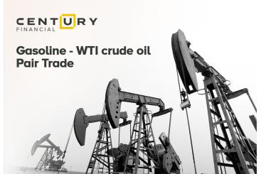 Gasoline - WTI Crude Oil Pair Trade