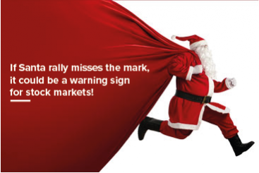 If Santa rally misses the mark, it could...