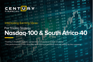 Interesting Earning Ideas Pair Trading Strategy Nasdaq-100 & South Africa-40