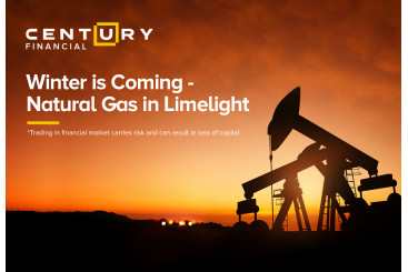 Winter is Coming - Natural Gas in Limelight