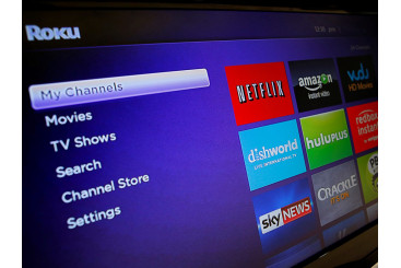 Investors watch Roku's share price ahead...