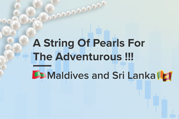 A String Of Pearls For The Adventurous !!!