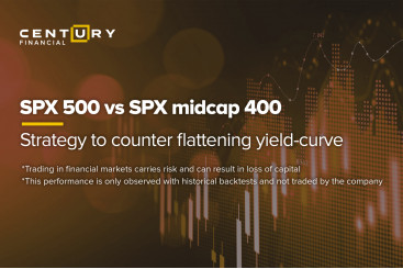 SPX 500 vs SPX midcap 400 - Strategy to counter flattening yield-curve