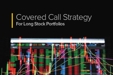 Covered Call Strategy For Long Stock...
