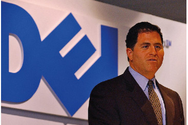 Will earnings boost Dell's share price...