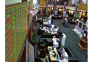 Gulf News - UAE stock markets are yet to...