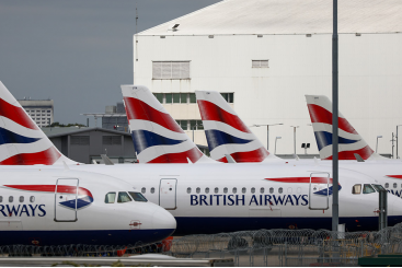 Can IAG's share price get off the ground?