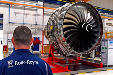 Rolls-Royce share price moves up a gear – is it time for takeoff?