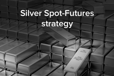 Silver Spot-Futures strategy