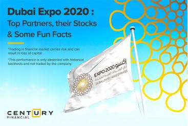 Dubai Expo 2020: Top Partners, their Stocks & Some Fun Facts