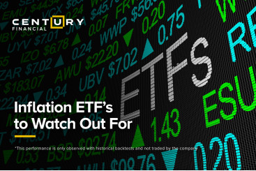 Inflation ETF's  to Watch Out For