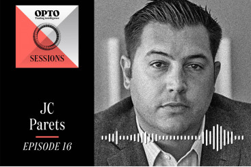 Opto Sessions: JC Parets' no-nonsense...