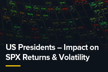 US Presidents - Impact on SPX Returns...
